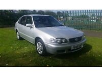 ** 6 MONTHS WARRANTY ** 40,000 MILES ** 2001 TOYOTA COROLLA 1.6 GS