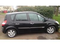 2006 Renault scenic dynamic 1.6 low mileage