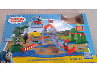 MegaBloks Thomas and Friends Brendam Docks Deluxe train Set - complete