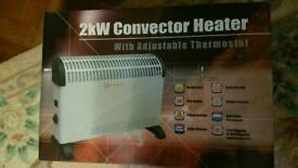 Convector Heater 2kW Brand New + Boxed