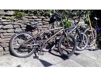 For Sale 2 BMX GT