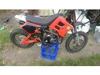 For sale 125cc pitbike £185 ono no swap