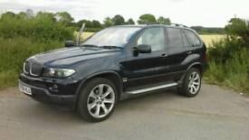 BMW X5 Black Auto