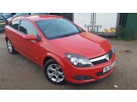 Vauxhall Astra 1.6 i 16v SXi Sport Hatch 3dr, FULL SERVICE HISTORY, HPI CLEAR,LONG MOT, P/X WELCOME