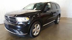 2015 Dodge Durango Limited +DVD, Navigation+