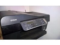 Epson Office BX305FW Wireless Printer/Scanner/Copier/Faxer