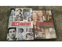Greys anatomy series one and two