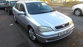 Vauxhall Astra 1.6i 16V SXi, 5 Door