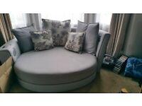 Sofa cuddler from DFS