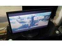 "LG 22"" Full HD 1080p Freeview LED TV £55"