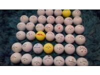 40 callaway warbird golf balls