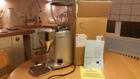 Mazzer Mini Electronic Grinder Type A - Silver [commercial grade but Home use only] as new
