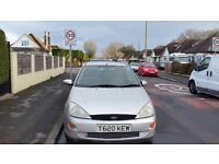 FORD FOCUS FULL SERVICE HISTORY