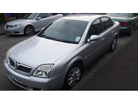 2004 vauxhall vectra 1.8 only 85000 miles