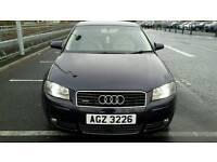 Audi A3 3.2 Quattro sport auto