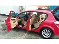 Vauxhall Astra Elite Swap