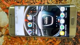 Samsung S6 EDGE 64GB GOLD UNLOCKED WITH BOX ON OFFER
