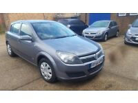 Vauxhall astra automatic low mileage 5 month mot in perfect condition