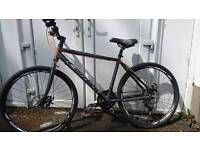 Carrera subway 2 hybrid mountain bike