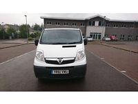 Vauxhall Vivaro 2.0 SWB 61 Plate 109,000 Miles ( Van still in use)