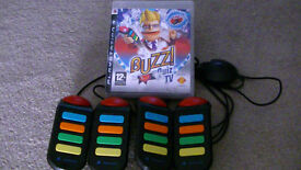 Buzz Game for PS3