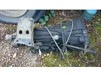 Mazda Bongo - Automatic Gearbox - Out of 2.5ltr 2000 reg