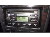 Ford 6000 CD RDS CD and radio