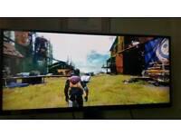 34 inxh ultra wide 1440p led gaming monitor 3440x1440p