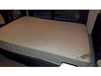 IKEA Sultan Hamnvik Srping Double Mattress (140cmx200cm) in great condition