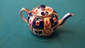 Sudlow of Burslam teapot