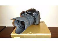 Nikon D300 camera body for sale, Comes with sigma 28-70 2.8 ex dg f/nikon af d lens