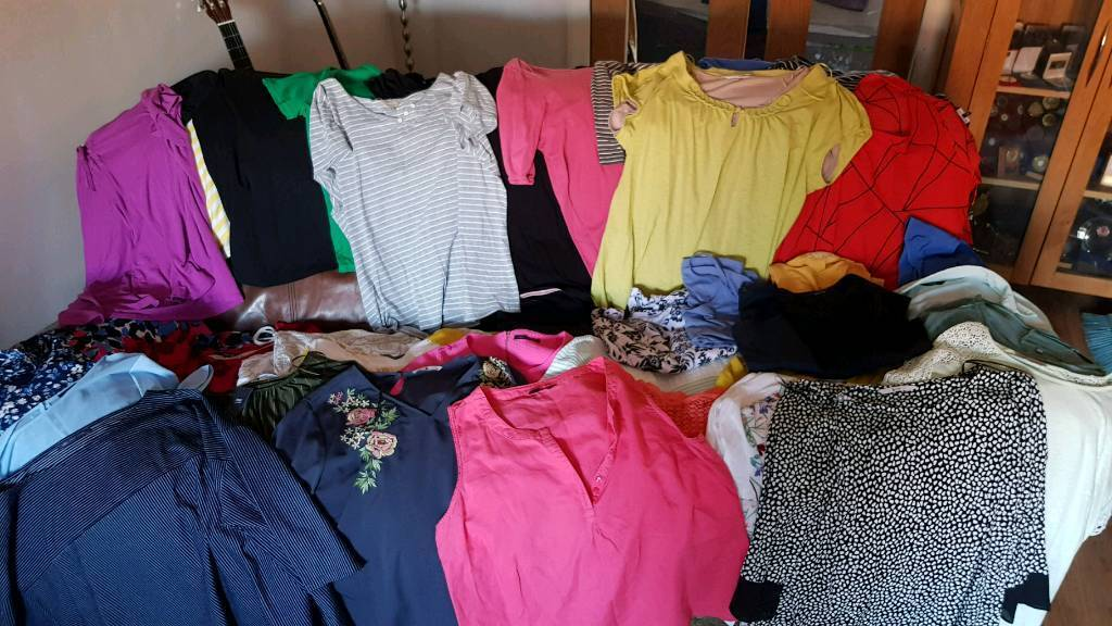 53e0260dc41 Women s Size 22 Bundle  40 Tops~M S~Like New