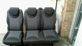Ford Connect crew cab / universial seat/ bench