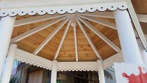 DIY Gazebo Kit @ Bali Huts & Decks DISPLAY CENTRE! Mandurah Mandurah Area Preview
