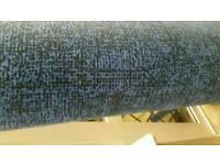 Blue card card hard-wearing carpet tiles