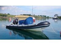 REDBAY 650 RIB 6.5MT+ 200HP SUZUKI, ONE CAREFUL OWNER FROM NEW £23950