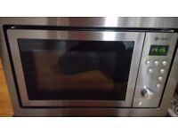 Caple Integrated Microwave Oven/Grill - New/Unused