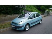 CITROEN PICASSO HDI VERY ECONOMICAL NEW CLUTCH STARTS AND DRIVES GREAT BARGAIN PRICE £