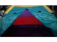 Kelly's play tent