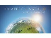 2 x Box tickets - Royal Albert Hall Planet Earth II Live in Concert - Sun 13 May 6pm £200 each