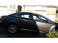 Toyota Avensis 1.8 V-Matic TR M-Drive S 4dr--£6100 ono