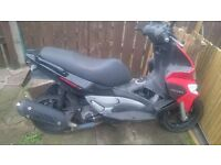 "Gilera runner vx 125cc 07"" new shape (look)"