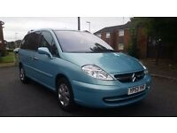 Citroen C8 Diesel Long MOT 2 Keys