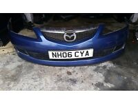 *MAZDA 6 BREAKING 2.0D* SPARES PARTS BREAKING FACELIFT '06' ALL BODY PARTS CHEAP BARGAIN