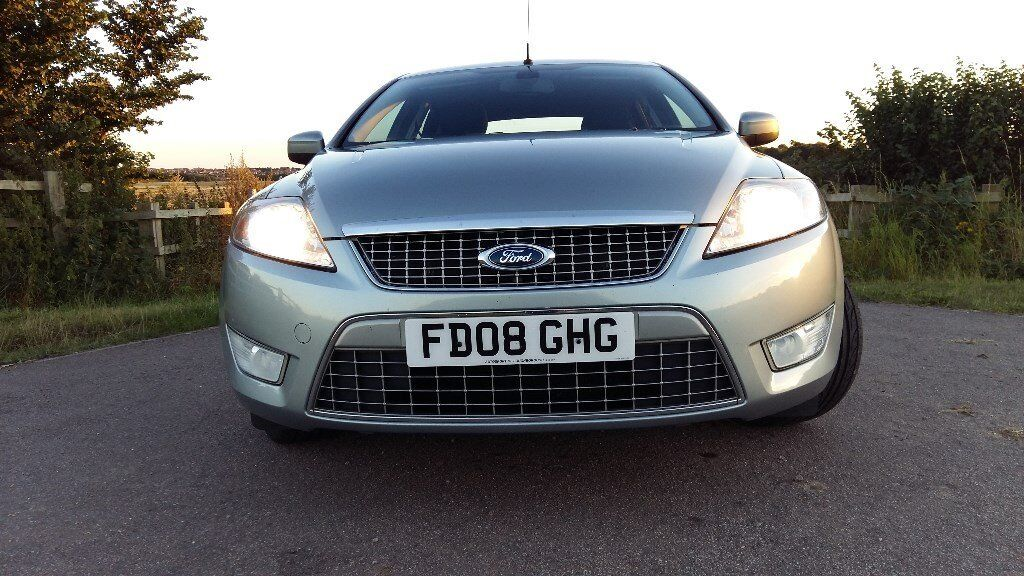 Ford Mondeo Titanium Full Service History Very Low Mileage Better Than The Edge And Zetec