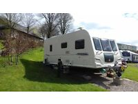 2011 Bailey Pegasus 534 Caravan in Excellent Condition Inside and Out