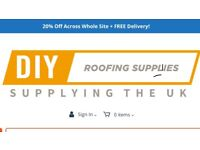 EPDM Flat Roofing Supplies