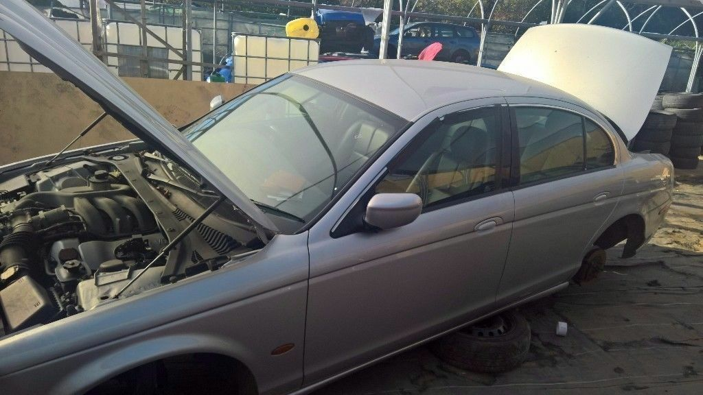 breaking s type jaguar all parts available just ask for prices