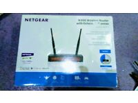 Netgear JWNR2010 N300 Wireless N Router 300Mbps