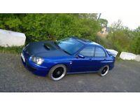 Subaru Impreza GX SPORT AWD (WRX) with 19'' alloys only £950